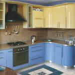 Кухня «Акрил 3»
