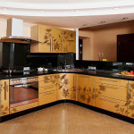 Кухня «Акрил 4»