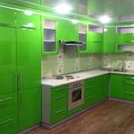 Кухня «Акрил 5»