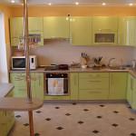 Кухня «Акрил 6»