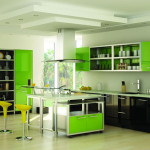 Кухня «Акрил 8»