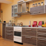 Кухня «Пластик 3»