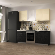 Кухня «Lamarty 2» 2000 мм