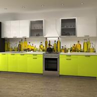 Кухня «Lamarty 10» 3600 мм