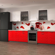Кухня «Lamarty 7» 3000 мм